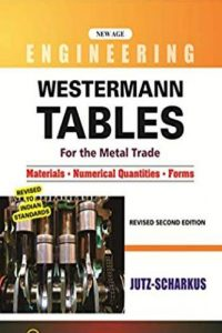 Westerman Table for the Metal Trade